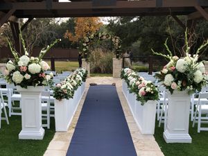 Dream Events Floral Arch 3 ft